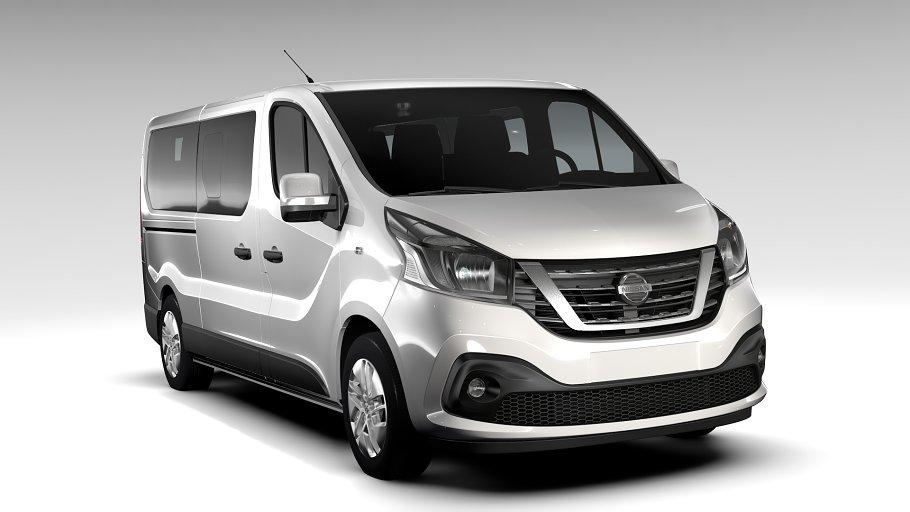 Nissan NV 300 Combi L2H1 2016