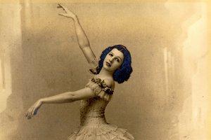 Mary Alice 1933 Cecchetti 3rd