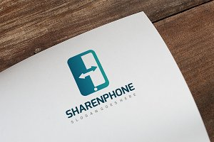 Mobile Share Logo