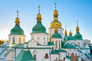 St. Sophia Cathedral Kiev, Ukraine