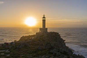 Lighthouse of Punta Nariga.