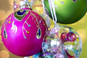 Bright Ornaments