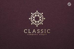 Classic Logo Template