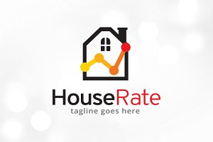 House Rate Logo Template