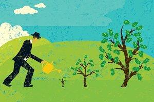 Growing Money Trees