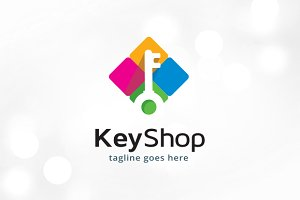 Key Logo Template