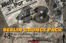 Berlin Grunge Pack I