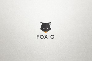 Foxio logo mark