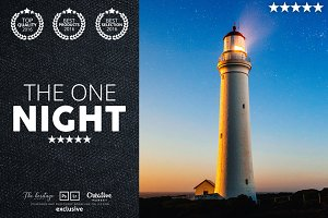 The One NIGHT 130 Workflow BUNDLE