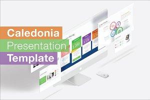 Caledonia Presentation Template