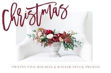 Holiday & Winter Stock Photos