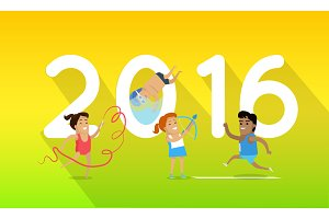 Sport Banner 2016