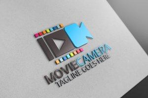 Movie Camera Logo