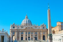 St. Peter's Basilica, Vatican, Italy