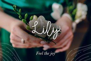 Lily Script
