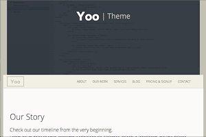 Yoo - Theme Bundle (White + Black)