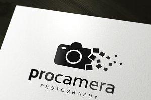 Pro Camera Logo