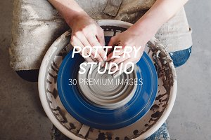 Pottery Studio | 30 Premium Photos