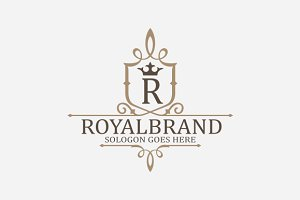 Royal Brand Logo V3
