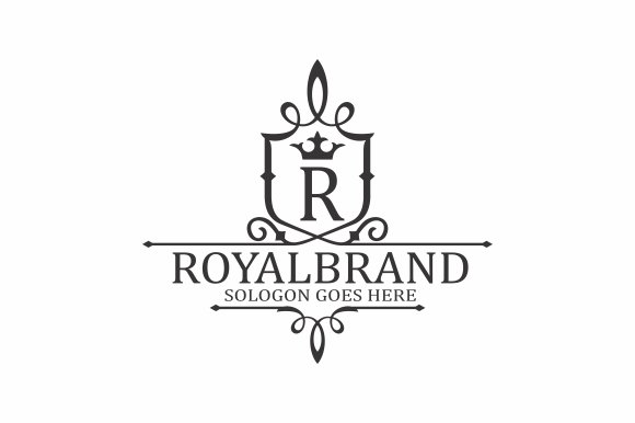 Royal Brand Logo V3 in Logo Templates - product preview 2