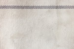 White Wool Rag Texture Background