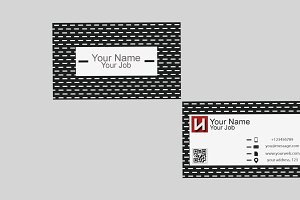 Mnstrpbc Business Card Template