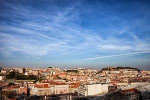 Lisbon Cityscape