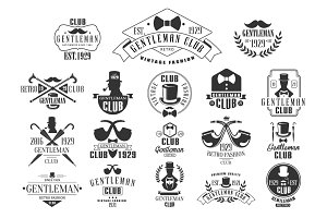 Gentlemen Club Emblems