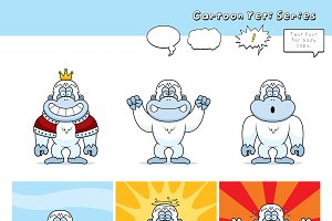 Cartoon Yeti Series