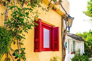Beautiful Plaka, Athens, Greece