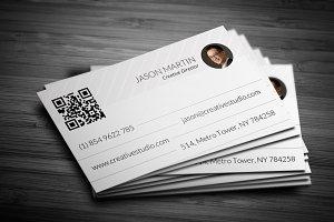 Super Clean Business Card