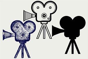 Video camera SVG