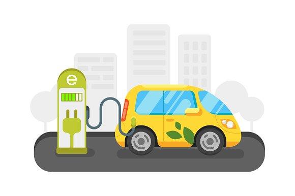 Eco Car Charging