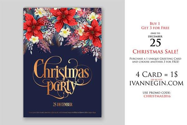 Christmas Card www.ivannegin.com