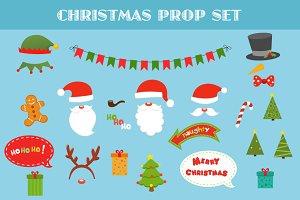 Christmas Prop Set