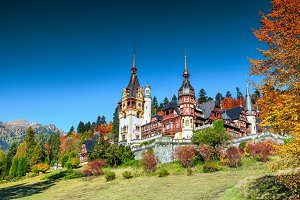 Royal Peles castle,Romania