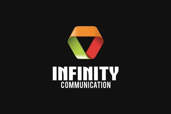 Infinity logo template ~ logo templates ~ creative market