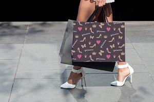 Women high heel shoes patterns BONUS