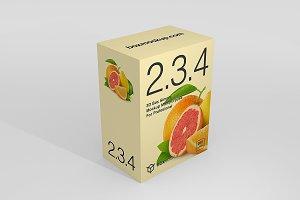 2.3.4 Simple 3D Box Mockup
