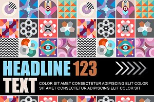 Abstract Pattern Vector Templates