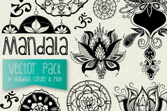 Mandala Zentangle Kit