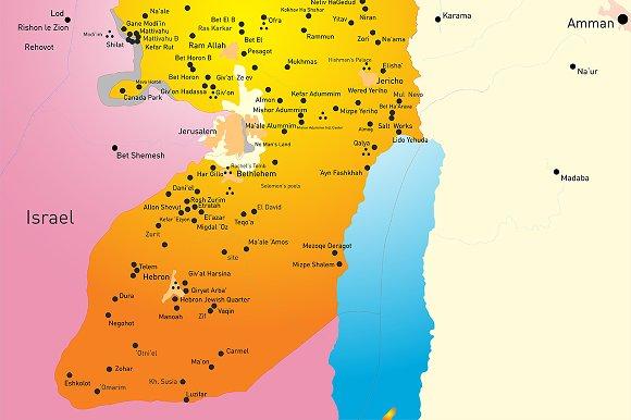 West Bank Region