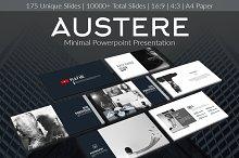 Austere - Minimal Presentation