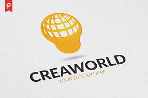 Crea World Logo