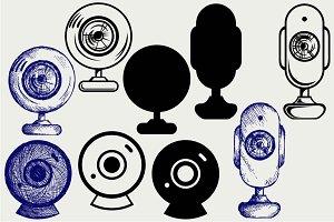 Web camera SVG