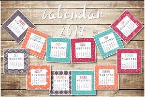 Calendar 2017 Vol.2
