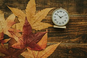 Time of autumn