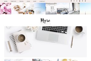 Wordpress Theme Reese