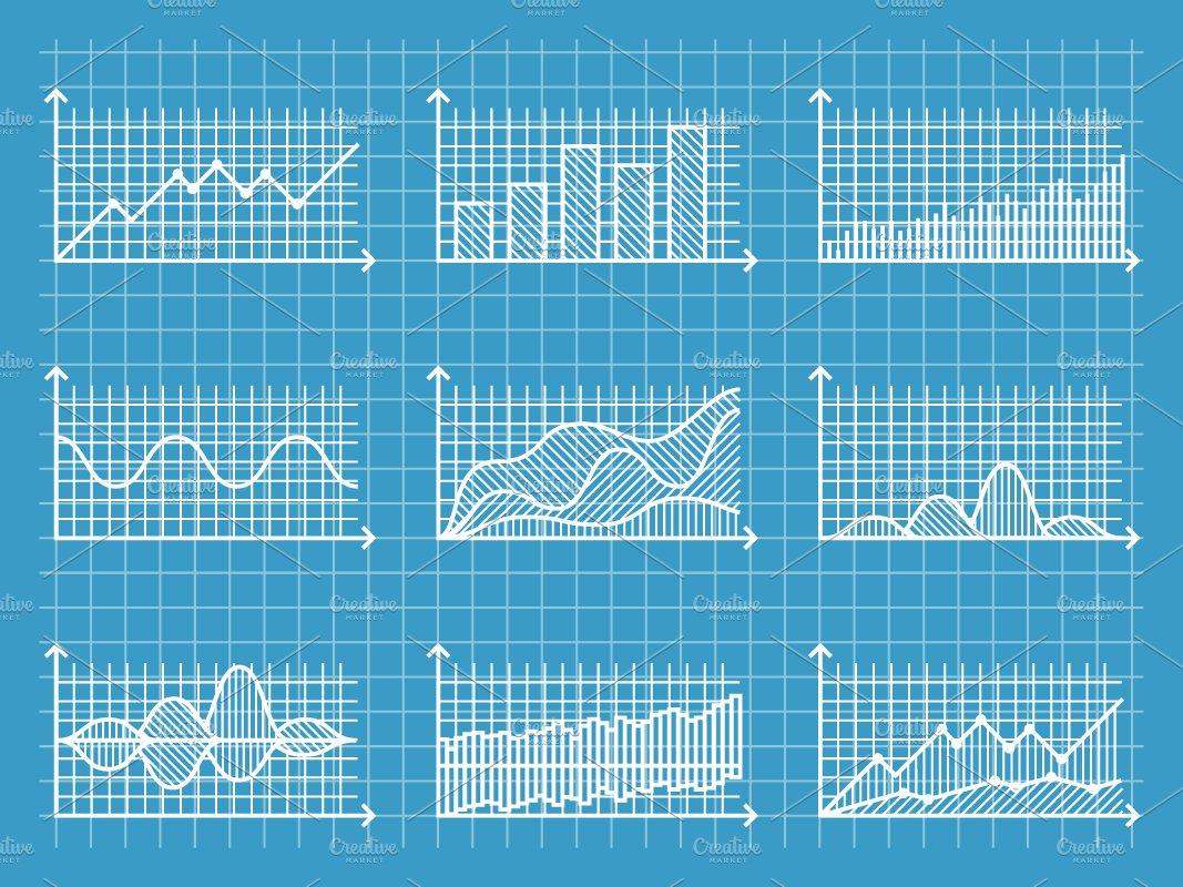 Blueprint infographic web elements creative market malvernweather Choice Image