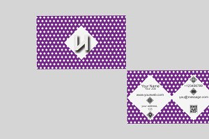 Sqdmdptbc Business Card Template